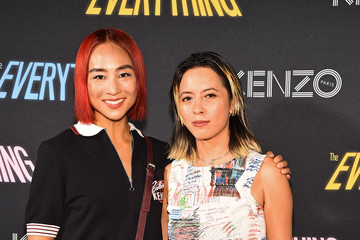 Greta Lee The Premiere Of 'The Everything,' A Film By Humberto Leon For KENZO