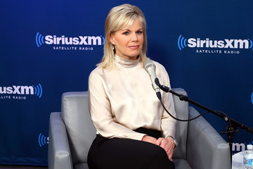 Gretchen Carlson Gretchen Carlson Visits the SiriusXM Studios for SiriusXM's Leading Ladies With Gretchen Carlson, Hosted by Randi Zuckerberg at SiriusXM's Studios