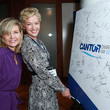 Gretchen Mol Annual Charity Day Hosted By Cantor Fitzgerald, BGC and GFI - Cantor Fitzgerald Office - Inside