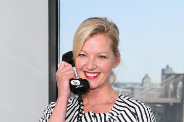 Gretchen Mol Annual Charity Day Hosted By Cantor Fitzgerald, BGC and GFI - BGC Office - Inside