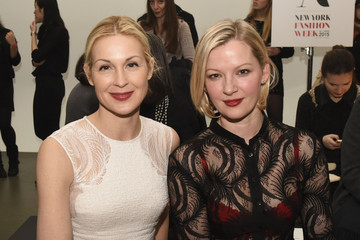 Gretchen Mol Sophie Theallet - Front Row - MADE Fashion Week Fall 2015