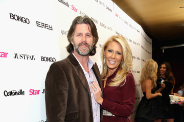 Gretchen Rossi Star Magazine Hollywood Rocks 2014 - Red Carpet