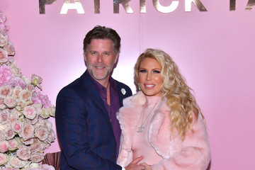 Gretchen Rossi Launch Of Patrick Ta's Beauty Collection