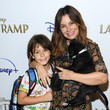 """Gretta Monahan Cinema Society Hosts Special Screening Of Disney+'s """"Lady And The Tramp"""" - Red Carpet"""