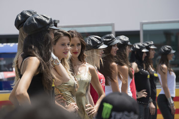Grid Girls FIM Superbike World Championship - Race 1