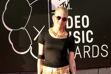 Grimes Arrivals at the MTV Video Music Awards — Part 4