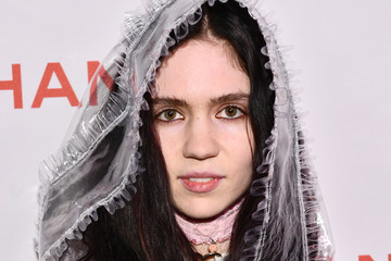 Grimes Chanel Party to Celebrate the Chanel Beauty House and @WELOVECOCO