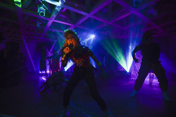 Grimes THE NOW 2015 at the Aspen Art Museum