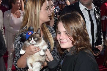 Grumpy Cat 'Cinderella' Premieres in Hollywood — Part 2