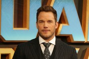 Chris Pratt - The Stars of 'Guardians of the Galaxy Vol. 2' Out of Costume