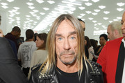 Iggy Pop attends the Gucci show during Milan Fashion Week Spring/Summer 2020 on September 22, 2019 in Milan, Italy.