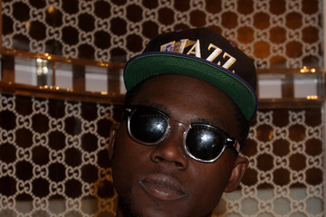 Theophilus Gucci Icon Temporary: London Opening - Inside