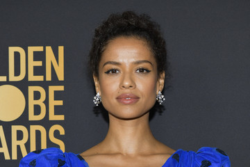Gugu Mbatha-Raw HFPA And THR Golden Globe Ambassador Party - Press Conference And Arrivals