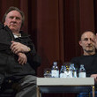 Guillaume Nicloux French Actor Gerard Depardieu at Berlinale