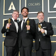 Guillaume Rocheron 92nd Annual Academy Awards - Press Room