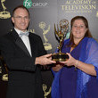 Guillermo Arduino Press Room at the Daytime Emmy Awards