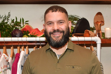 Guillermo Diaz Ted Baker London SS'19 Launch Event