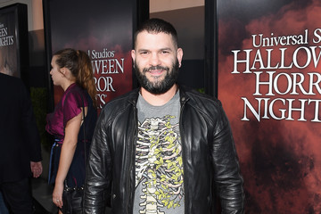 Guillermo Diaz Halloween Horror Nights Opening Night Red Carpet