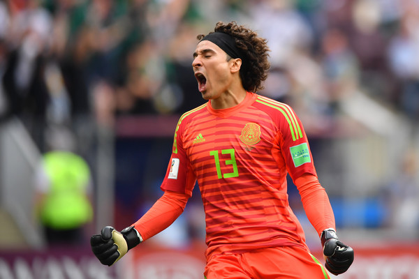 d87daba8152 Guillermo Ochoa Photos Photos - Germany vs. Mexico: Group F - 2018 ...