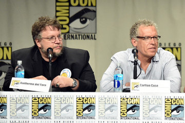 Guillermo del Toro 'The Strain' Panel at Comic-Con