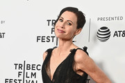 """Actress Minnie Driver attends """"Gully"""" screening at 2019 Tribeca Film Festival at SVA Theater on April 27, 2019 in New York City."""