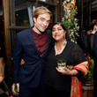 Gurinder Chadha 2020 Golden Globe Awards Season And Unveiling Of The Golden Globe Ambassadors