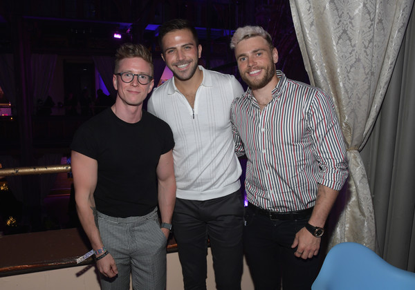 Airbnb's Exclusive After Party At The Angel Orensanz Foundation, Celebrating The World Premiere Of 'Gay Chorus Deep South' Documentary [documentary,event,party,fun,nightclub,leisure,night,dance,smile,anthony russo,gus kenworthy,tyler oakley,exclusive after party,angel orensanz foundation,new york city,airbnb,celebrating the world premiere of gay chorus deep south,the angel orensanz foundation]