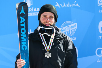 Gus Kenworthy FIS World Freestyle Ski Championships - Men's and Women's Slopestyle