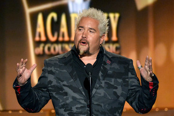 Guy Fieri 49th Annual Academy of Country Music Awards Show