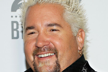 Guy Fieri Arrivals at Food Networks 20th Bash