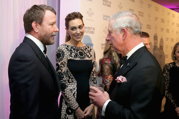 Guy Ritchie The Prince of Wales Attends The Pre-Dinner Reception For The Prince's Trust 'Invest In Futures' Gala
