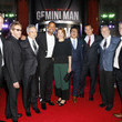 Guy Williams The Premiere Of Gemini Man Presented By Paramount Pictures, Skydance, And Jerry Bruckheimer Films