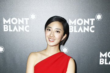 Gwei lun Mei Montblanc Gala Dinner At The SIHH - Brasserie Des Halles - 27th Salon International De La Haute Horlogerie In Geneva