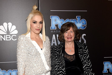 Gwen Stefani Patti Flynn Arrivals at the PEOPLE Magazine Awards