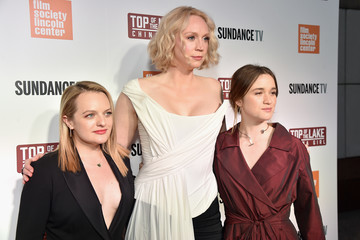 Gwendoline Christie 'Top of the Lake: China Girl' Premiere