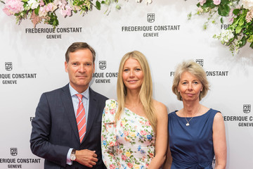 Gwyneth Paltrow Gwyneth Paltrow x Frederique Constant Launch Ladies Automatic Collection Timepieces
