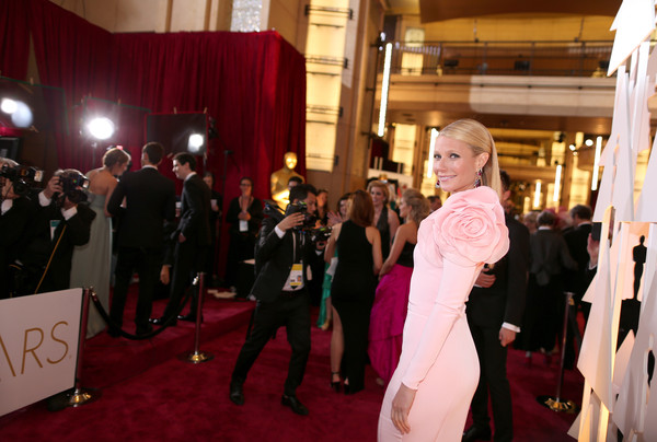 Gwyneth Paltrow - Arrivals at the 87th Annual Academy Awards — Part 2