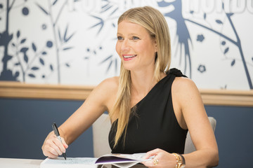 Gwyneth Paltrow Gwyneth Paltrow Visits goop-In@Nordstrom for Book Signing
