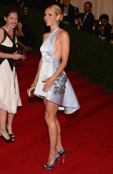 "Gwyneth Paltrow - NY: ""Schiaparelli And Prada: Impossible Conversations"" Costume Institute Gala"