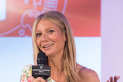 Gwyneth Paltrow x Frederique Constant Launch Ladies Automatic Collection Timepieces
