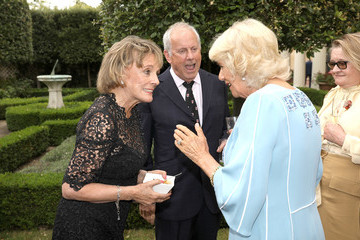 Gyles Brandreth The Prince of Wales and the Duchess of Cornwall Attend a Reception to Mark Her Royal Highness' 70th Birthday
