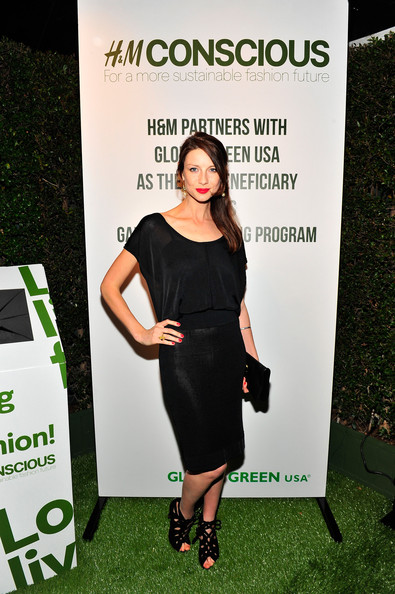 H&M Sponsors Global Green USA's 10th Anniversary Pre-Oscar Party