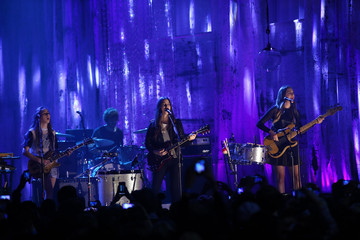 HAIM Inside the VH1 'You Oughta Know in Concert'