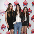 HAIM Red Carpet Arrivals at the NME Awards
