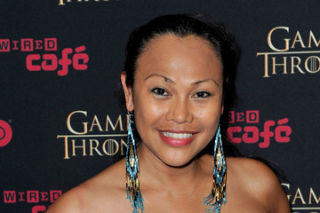 "Cassandra Hepburn HBO Celebrates ""Game Of Thrones"" At WIRED Cafe At Comic-Con"