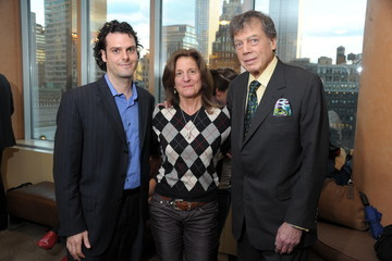 "Edgar Bronfman HBO Documentary Screening Of ""Earth Made Of Glass"""