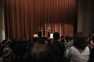"""Candy Crowley HBO Documentary Screening Of """"Gloria: In Her Own Words"""""""