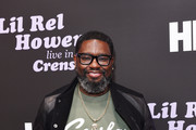 Lil Rel Howery attends HBO's Lil Rel Comedy Special Screening, Panel and Reception at NeueHouse Hollywood on November 21, 2019 in Los Angeles, California.