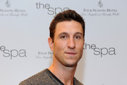 Actor Pablo Schreiber attends the HBO Luxury Lounge featuring PANDORA Jewelry at Four Seasons Hotel Los Angeles at Beverly Hills on August 24, 2014 in Beverly Hills, California.