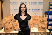 Actress Heather McComb attends the HBO Luxury Lounge featuring PANDORA Jewelry at Four Seasons Hotel Los Angeles at Beverly Hills on January 10, 2015 in Beverly Hills, California.